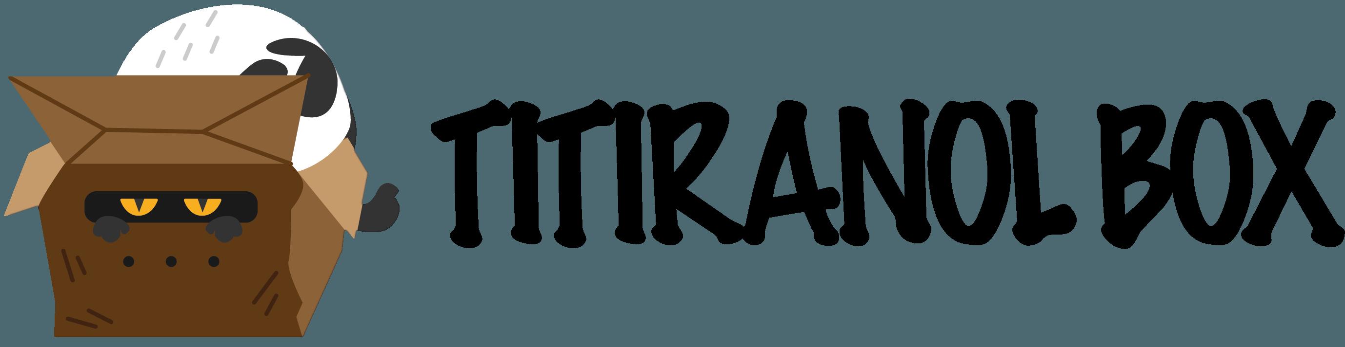 Titiranol Box Logo