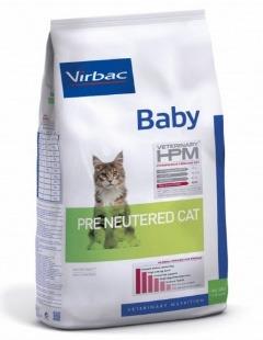 Animaux de compagnie - Alimentation du chaton Virbac
