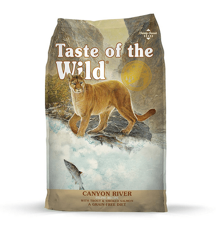 taste of the wild croquettes pour chats