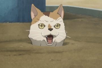 les chats dans les animés et mangas japonais