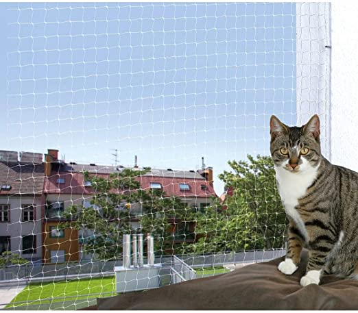 filet de protection balcon chat